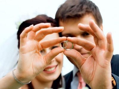 Непростой жизненный выбор - свадебные кольца.