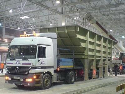 Перевозки в Москве нестандартных грузов.