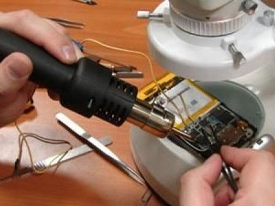 Услуги по ремонту мобильных устройств