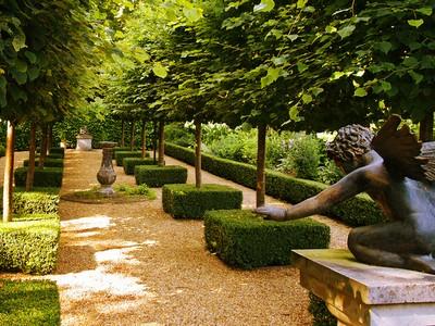 Создаем сад во французском стиле
