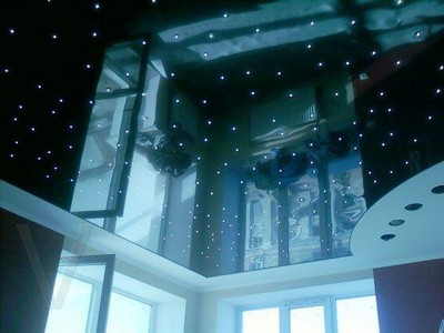 «Звездное небо» в Вашем доме.