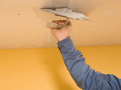 Потолок в Вашем доме и его ремонт.