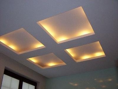 Подвесные потолки – реальность в Вашем доме.